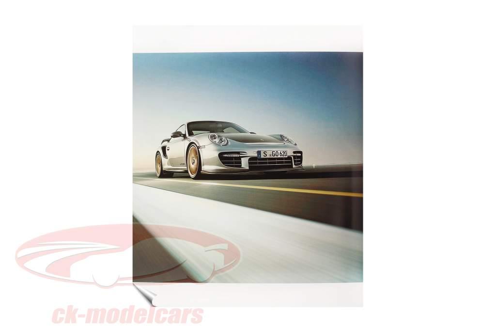 Boek: Porsche Turbo door Randy Leffingwell