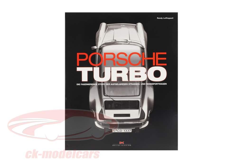 Libro: Porsche Turbo por Randy Leffingwell
