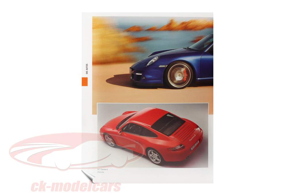 Livro: Dirigindo Porsche perfeitamente Com Vic Elford / Edition Porsche Fahrer