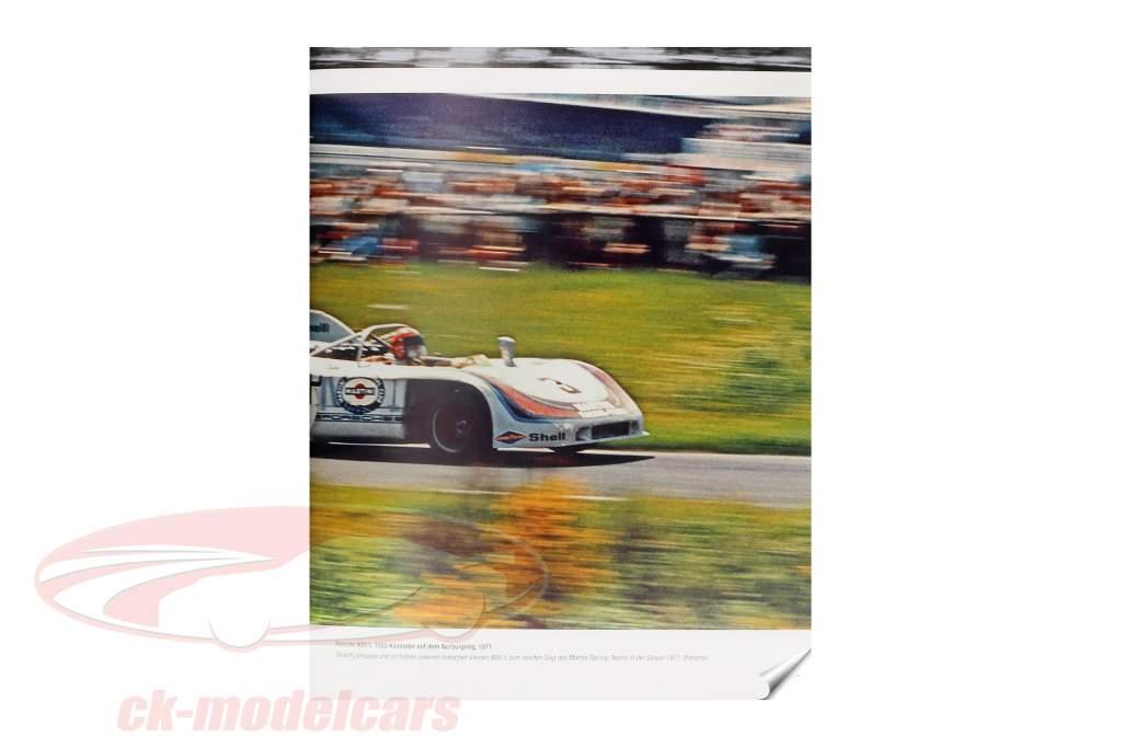 Libro: Guida Porsche perfettamente Con Vic Elford / Edition Porsche Fahrer