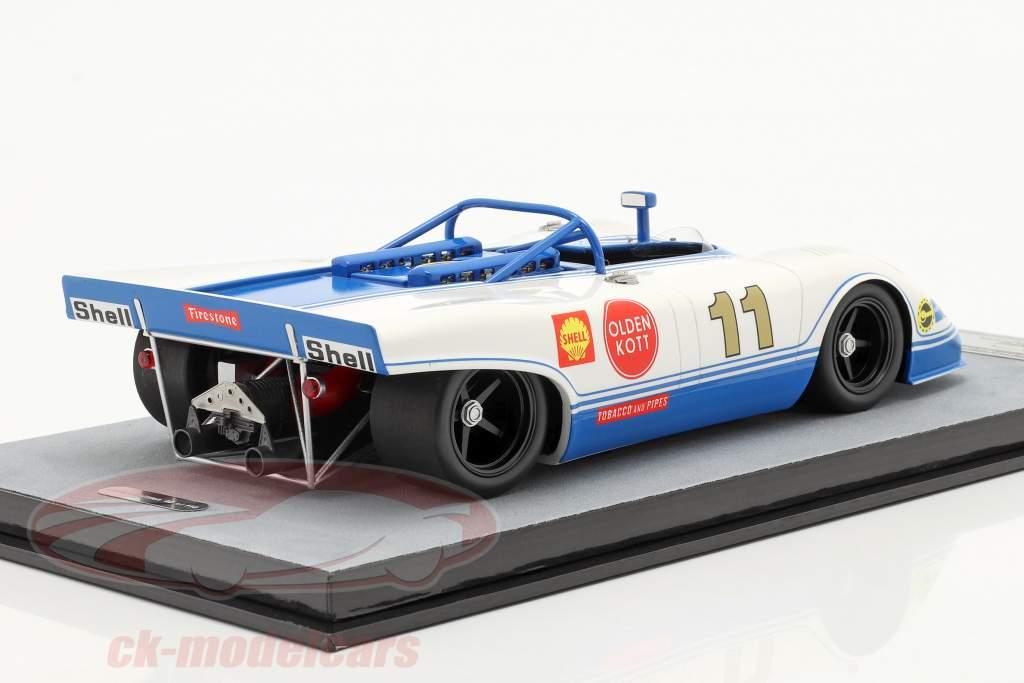 Porsche 917 Spyder #11 2e Zolder Interserie 1971 Kinnunen 1:18 Tecnomodel