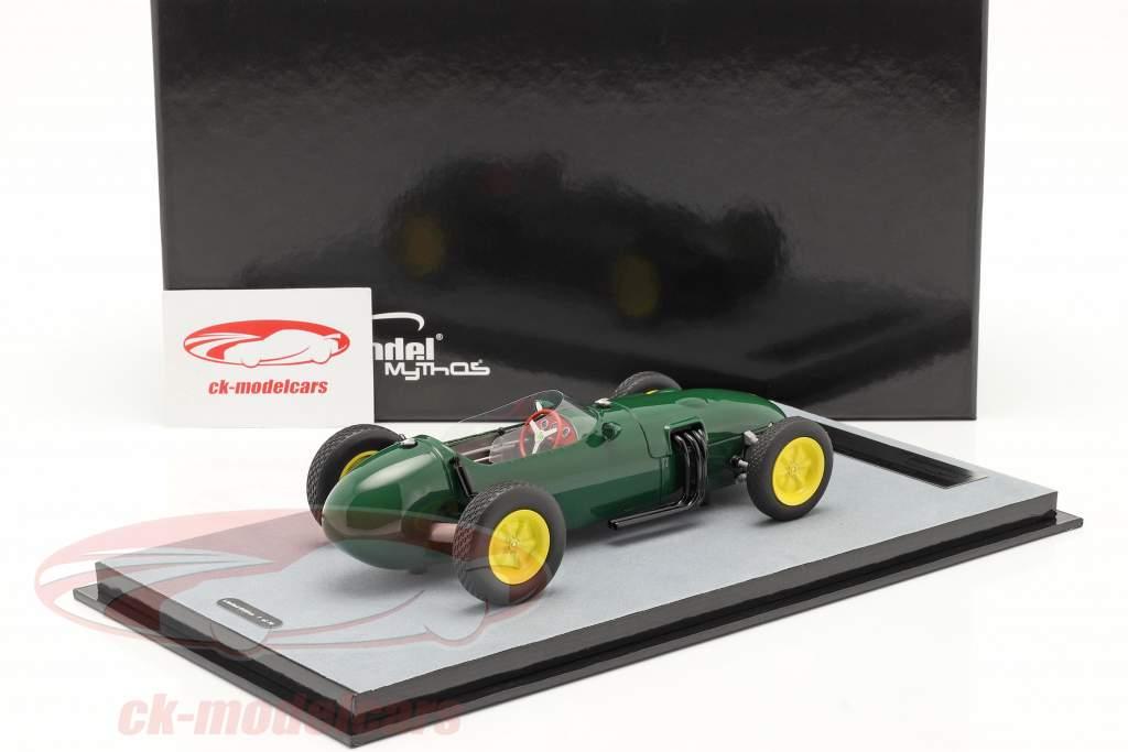 Lotus 12 Presse Version 1958 british racing grün 1:18 Tecnomodel