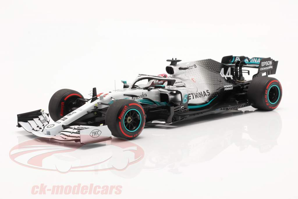 L. Hamilton Mercedes-AMG F1 W10 #44 German GP F1 World Champion 2019 1:18 Minichamps