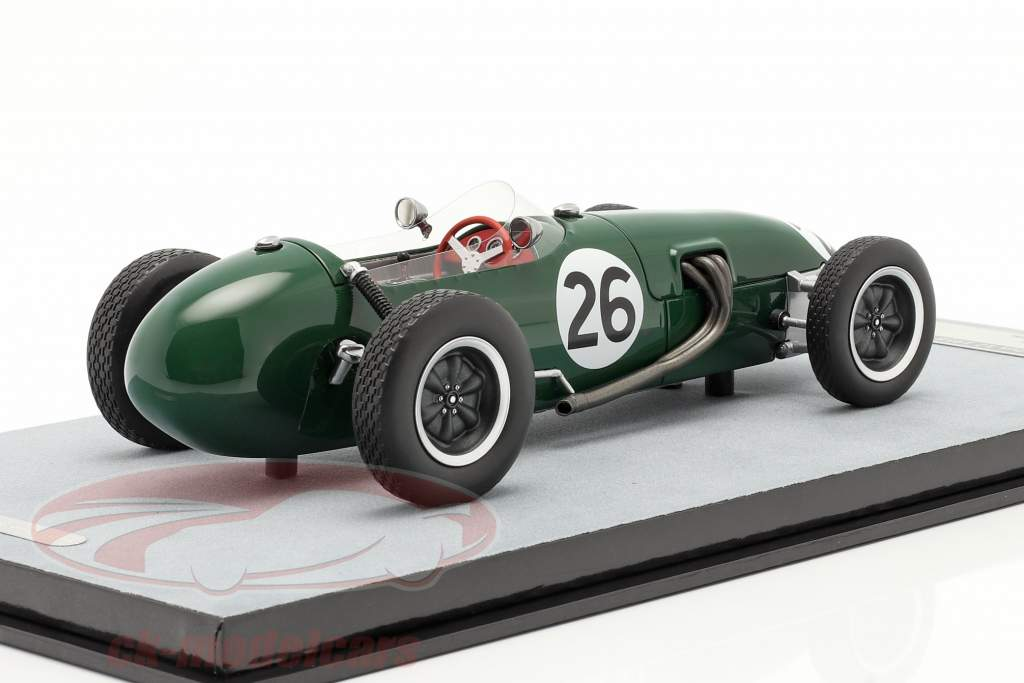 Graham Hill Lotus 12 #26 Monaco GP formule 1 1958 1:18 Tecnomodel