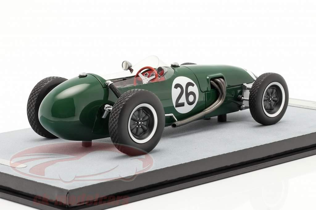 Graham Hill Lotus 12 #26 Monaco GP formula 1 1958 1:18 Tecnomodel