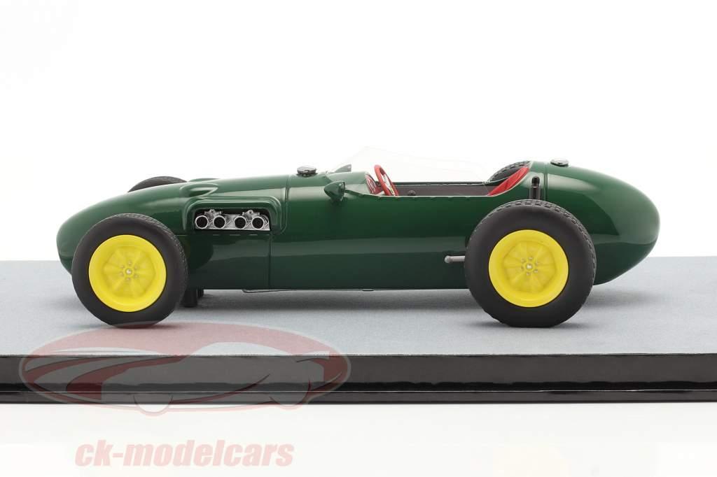Lotus 12 stampa versione 1958 Britannico da corsa verde 1:18 Tecnomodel