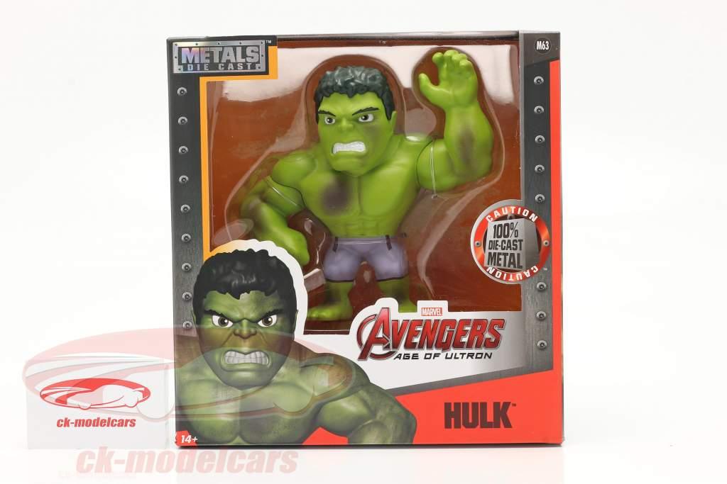 figuur Hulk Marvel Avengers - Age of Ultron (2015) 6 inch Jada Toys