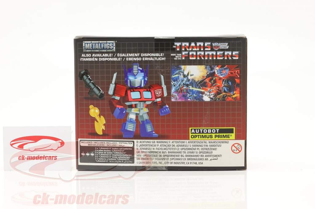 Autobot G1 Optimus Prime Filme Transformers 4 inch Jada Toys