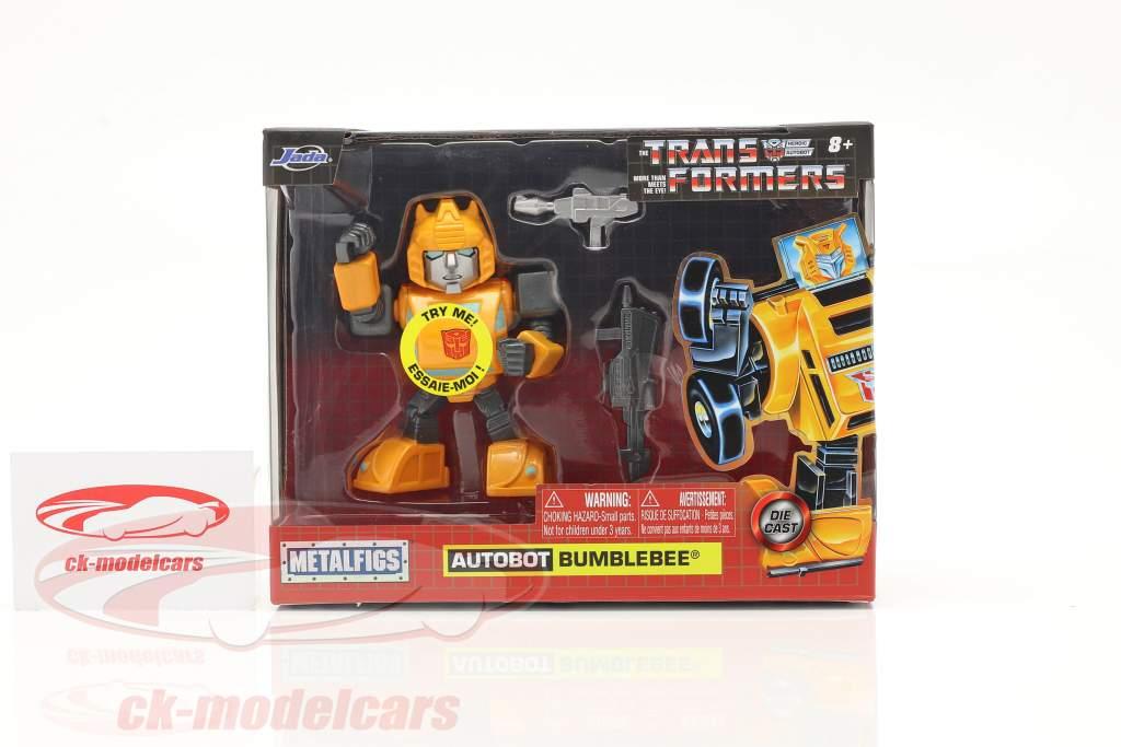 Autobot G1 Bumblebee Film Transformers giallo 4 inch Jada Toys