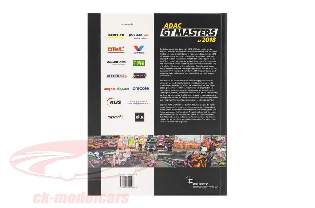 Boek: ADAC GT Masters 2018 door Tim Upietz / Oliver Runschke