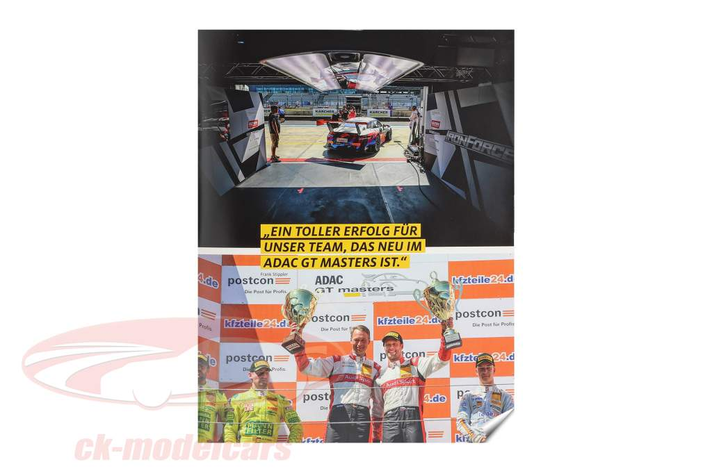 Livre: ADAC GT Masters 2018 par Tim Upietz / Oliver Runschke