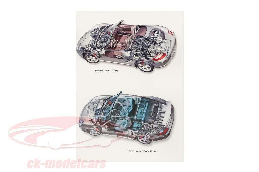 Book: Porsche Timeline Alle data og fakta siden 1931