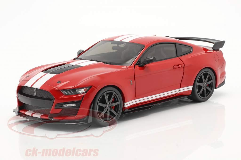 Ford Mustang Shelby GT500 Fast Track Anno di costruzione 2020 rosso 1:18 Solido