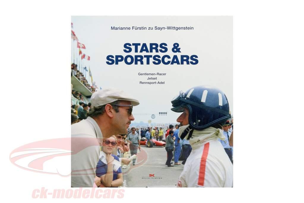 Boek: Stars & Sportscars van Marianne Fürstin zu Sayn-Wittgenstein