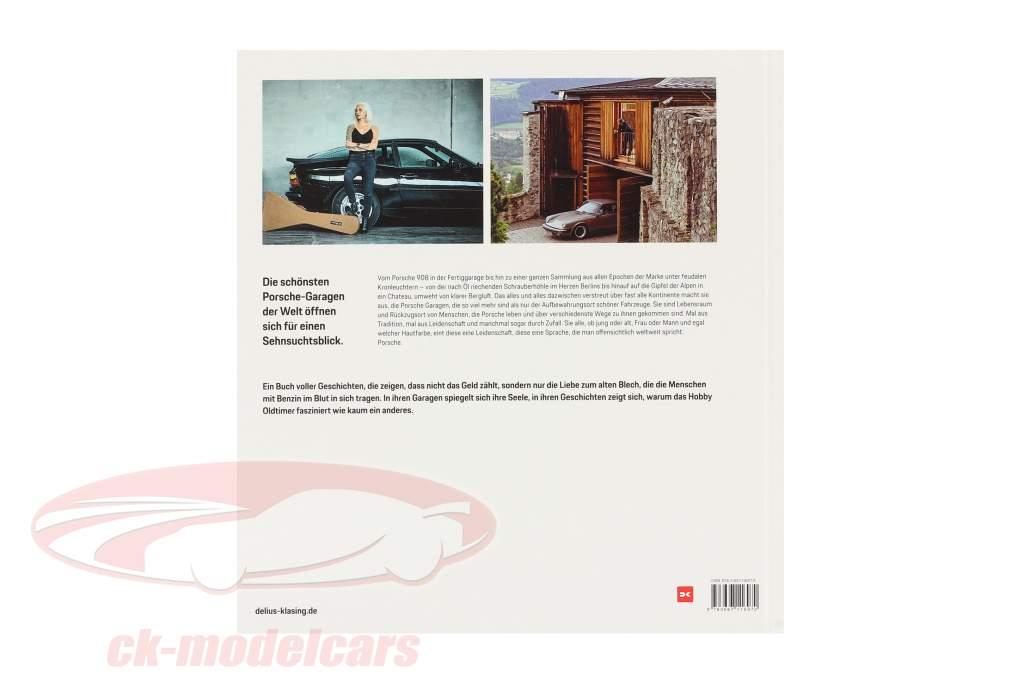 Libro: Porsche Garagen - Christophorus Edición