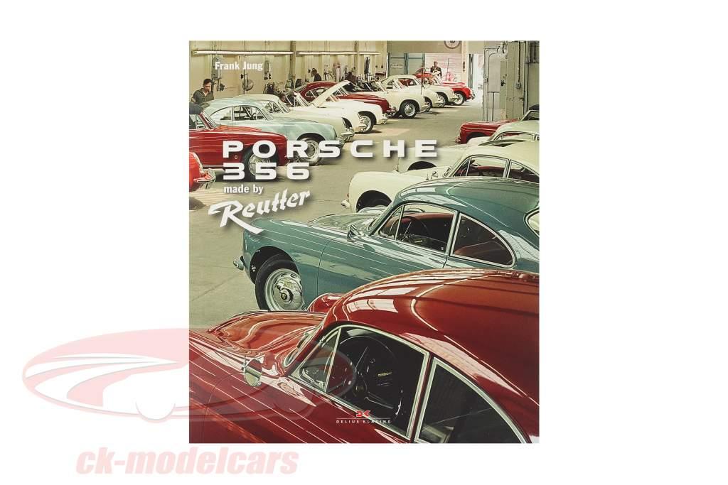 Book: Porsche 356 by Frank Jung (German)