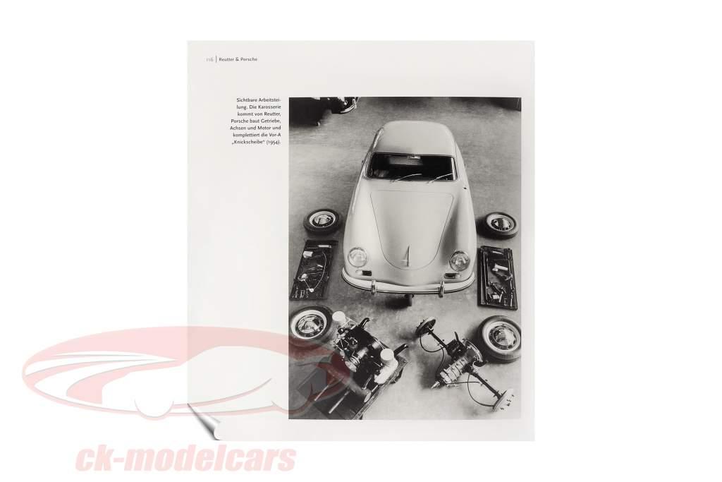 Bestil: Porsche 356 fra Frank Jung (Tysk)