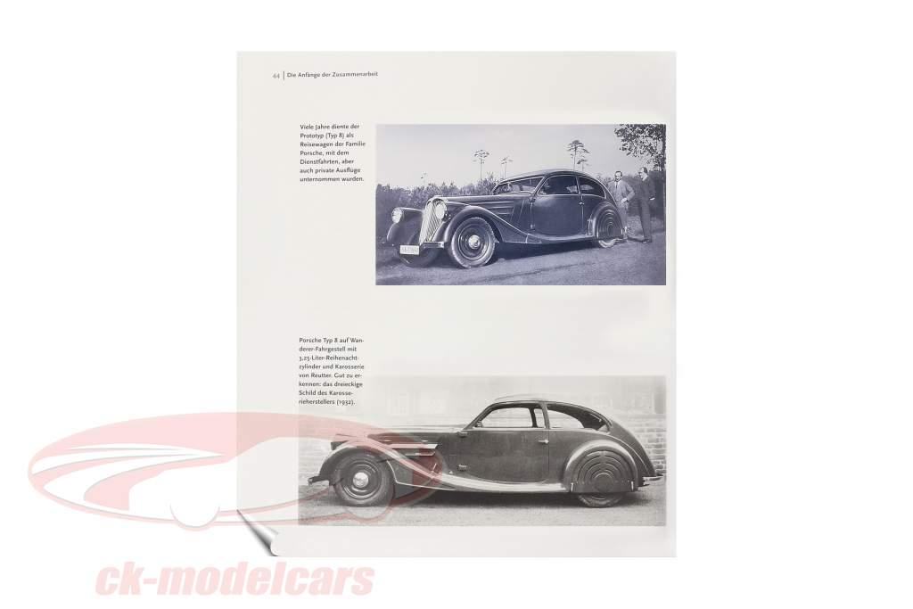 Libro: Porsche 356 a partire dal Frank Jung (Tedesco)