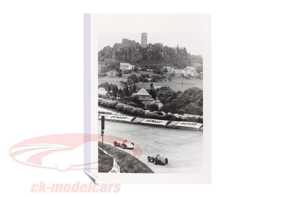 Livre: Juan Manuel Fangio par Günther Molter