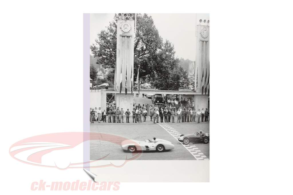 Buch: Juan Manuel Fangio von Günther Molter