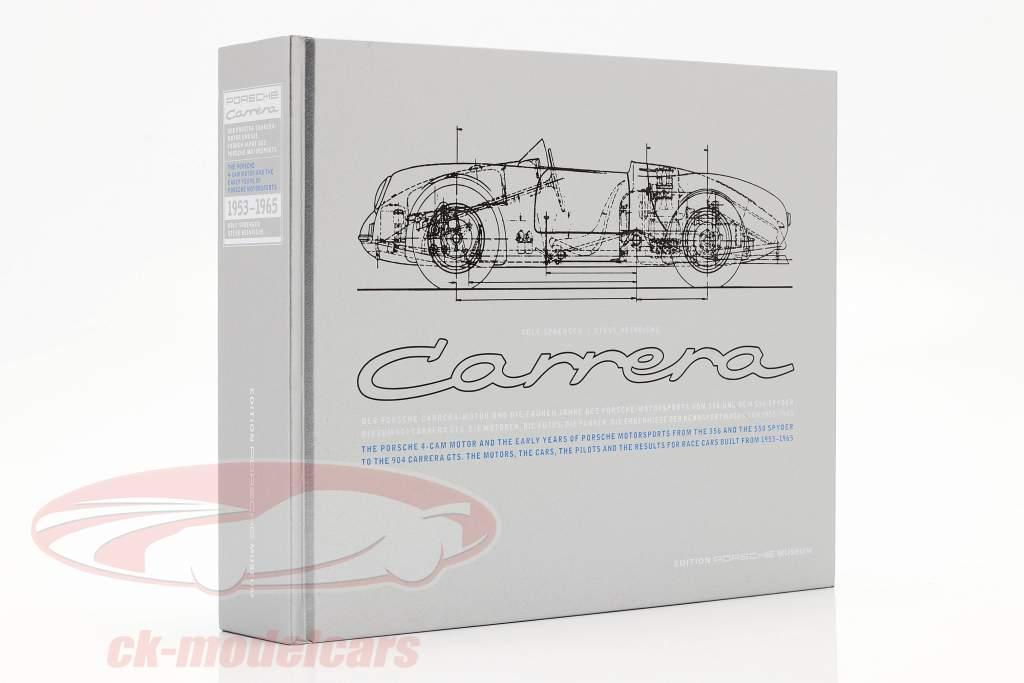 Livre: Porsche Carrera de Steve Heinrichs , Rolf Sprenger