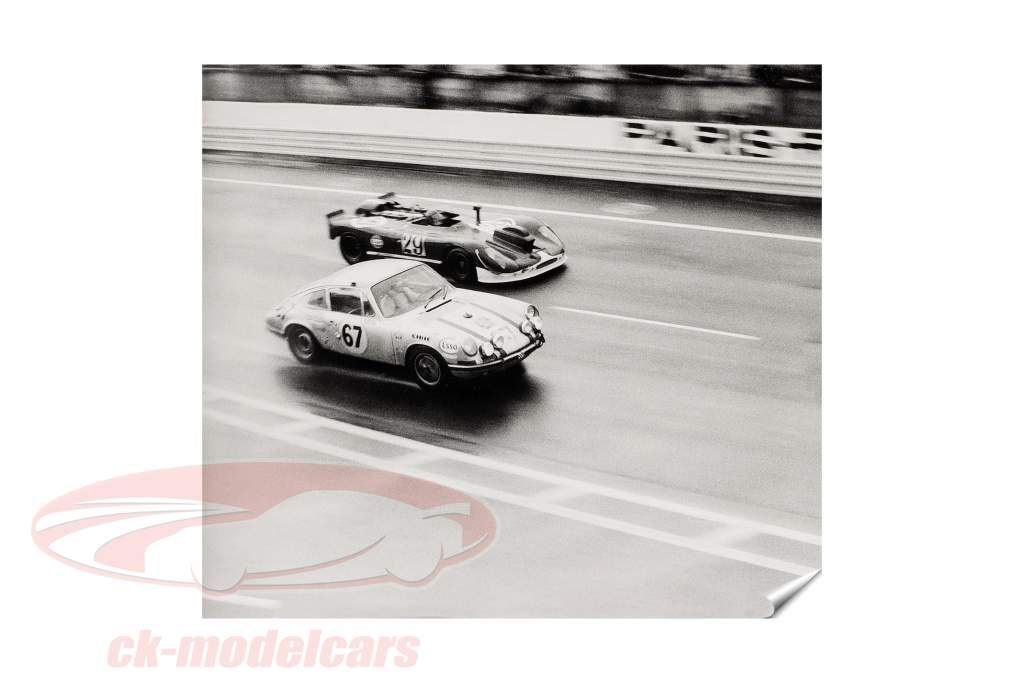 Libro: 24 Hours of LeMans 1970 / Edition Porsche Museum (Alemán)