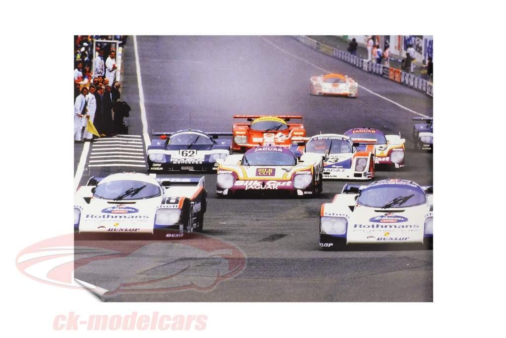 Livre: mythe LeMans - Le Gagnants Porsche. voitures - La technologie - chauffeur