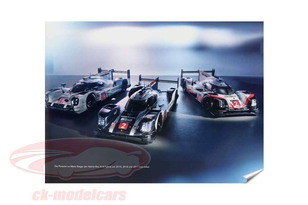 Buch: Mythos LeMans - Die Porsche-Sieger. Autos - Technik - Fahrer