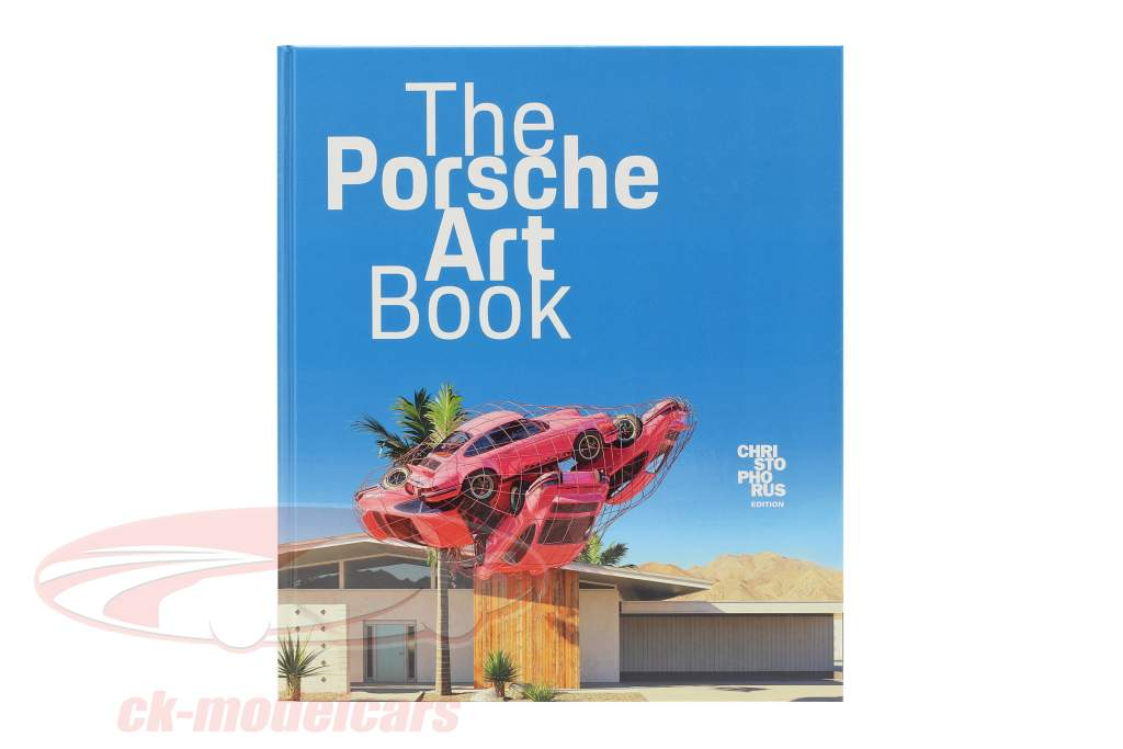 Livre: The Porsche Art Book Christophorus Edition de Edwin Baaske