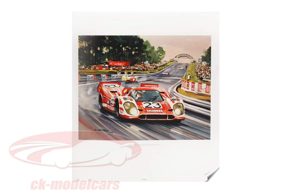 Boek: The Porsche Art Book Christophorus Edition van Edwin Baaske
