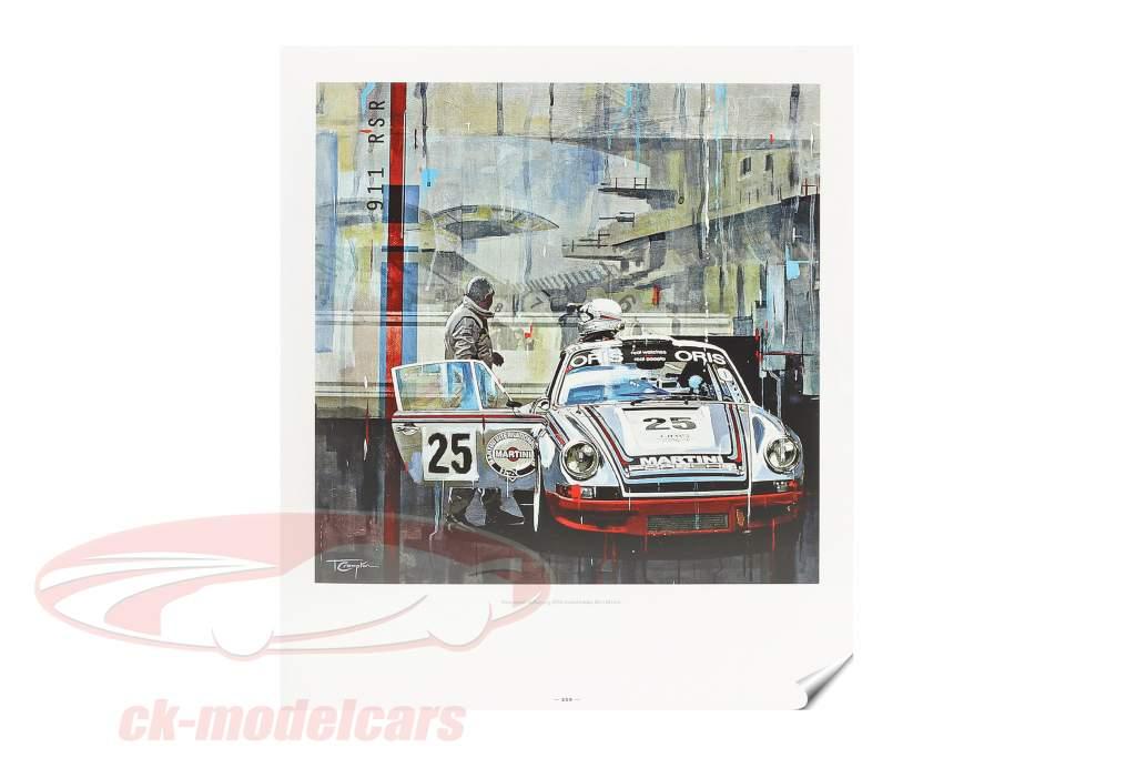 Libro: The Porsche Art Book Christophorus Edition desde Edwin Baaske