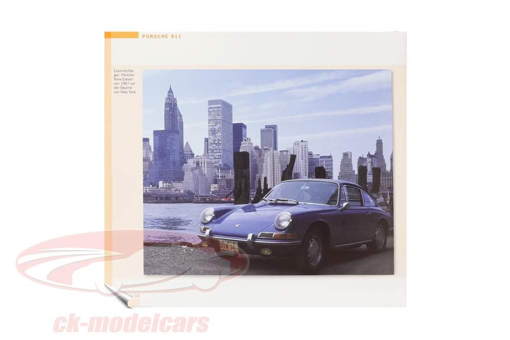 Libro: Porsche 911 Cronaca tipo Schrader 1963-1973