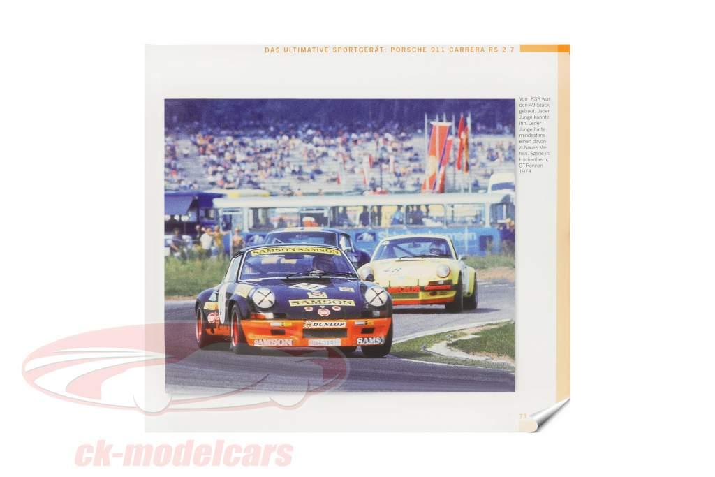 Boek: Porsche 911 Schrader-type kroniek 1963-1973