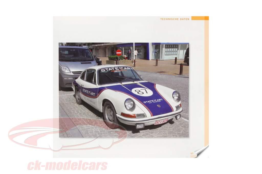 Bestil: Porsche 911 Schrader type krønike 1963-1973