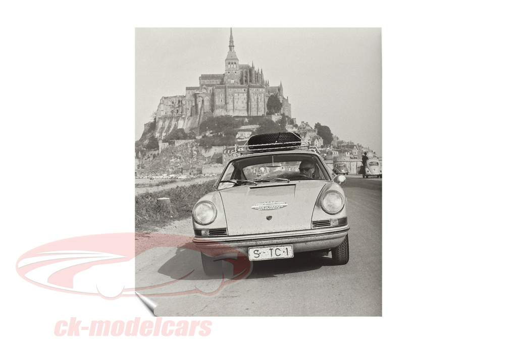 Livre: Porsche 901 - Le racine une Légende de Jürgen Lewandowski
