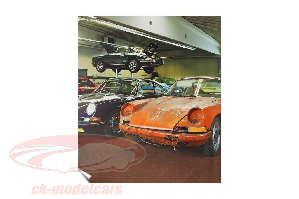 Livro: Porsche 901 - O raiz 1 Lenda a partir de Jürgen Lewandowski