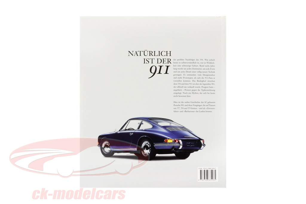 Boek: Porsche 901 - De wortel een Legende van Jürgen Lewandowski