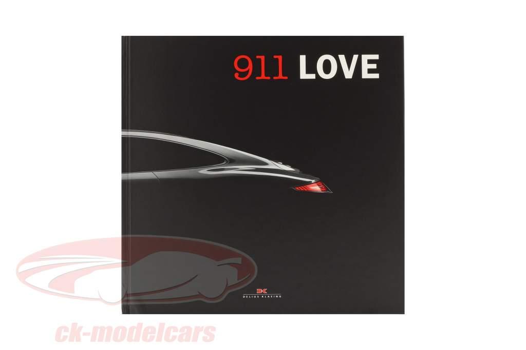 Bestil: 911 Elsker 50 Flere år Porsche 911 fra Edwin Baaske
