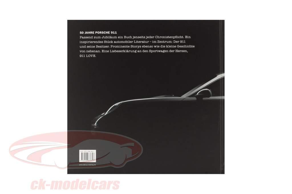Livro: 911 Amar 50 Anos Porsche 911 a partir de Edwin Baaske
