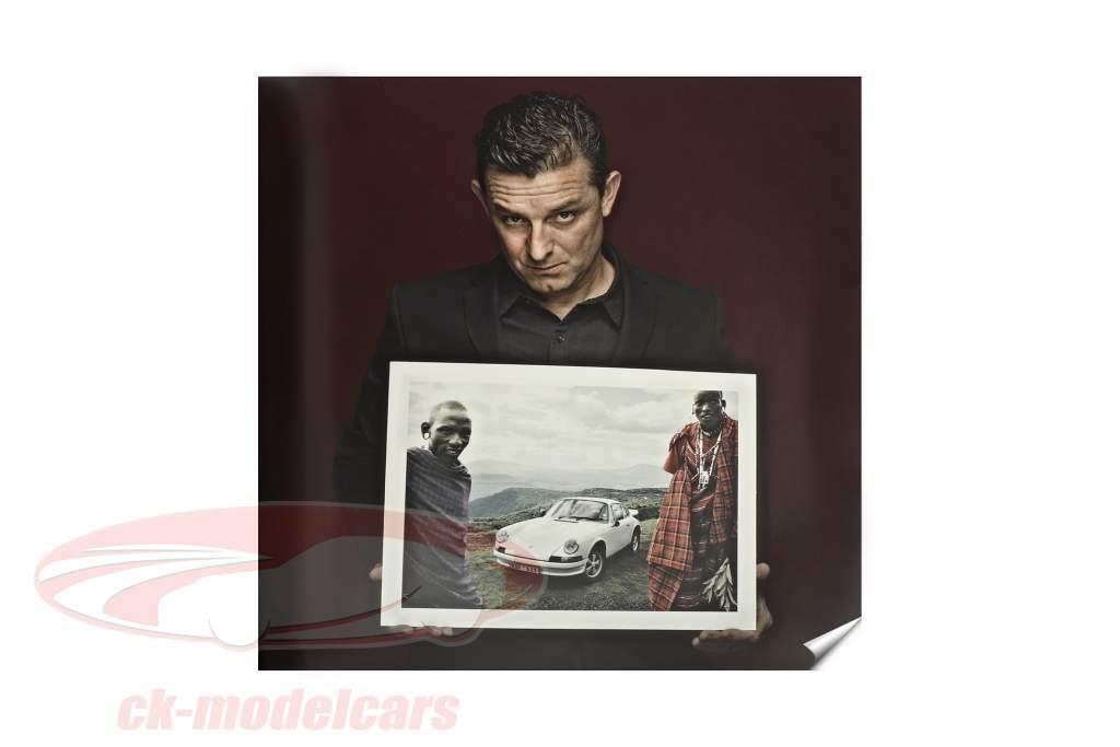 Boek: 911 Liefde 50 Jaren Porsche 911 van Edwin Baaske