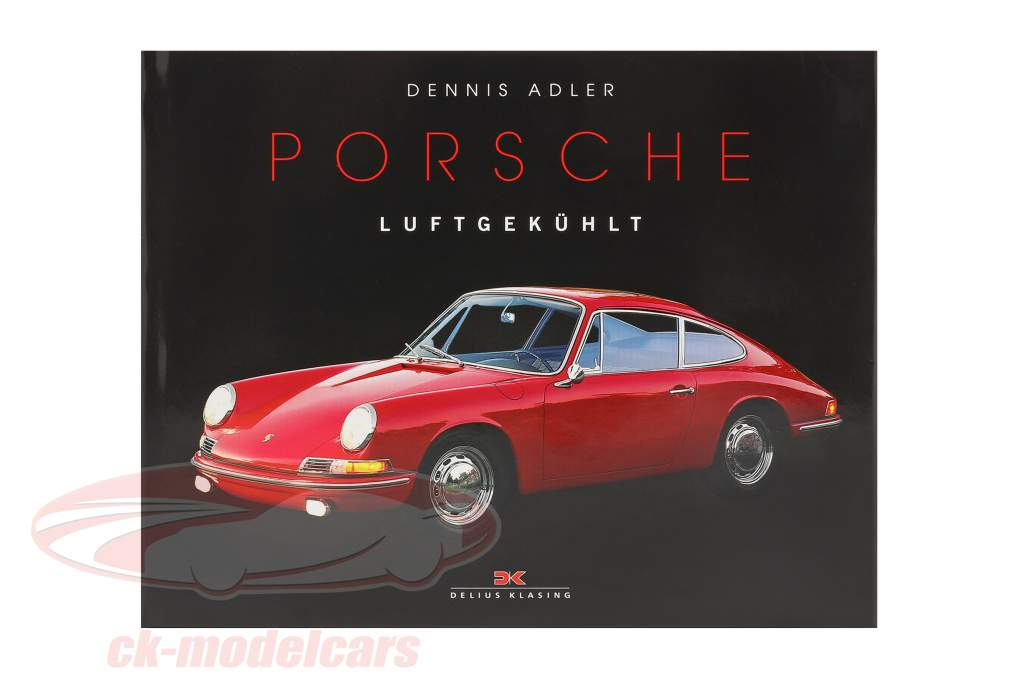 Libro: Porsche Aire enfriado desde Dennis Adler