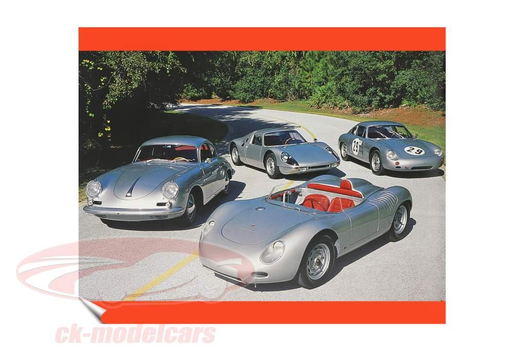 Bestil: Porsche luftkølet fra Dennis Adler