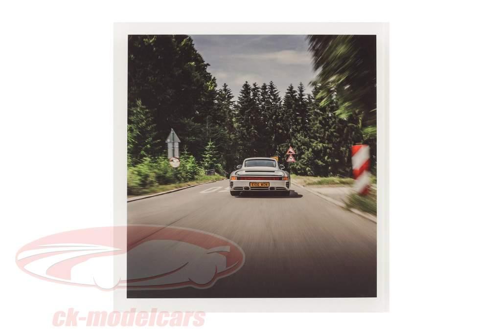 Livro: Porsche 959 a partir de Jürgen Lewandowski