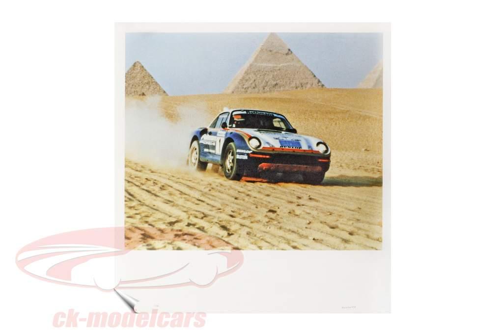 Libro: Porsche 959 a partire dal Jürgen Lewandowski