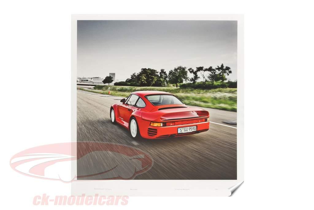 Boek: Porsche 959 van Jürgen Lewandowski