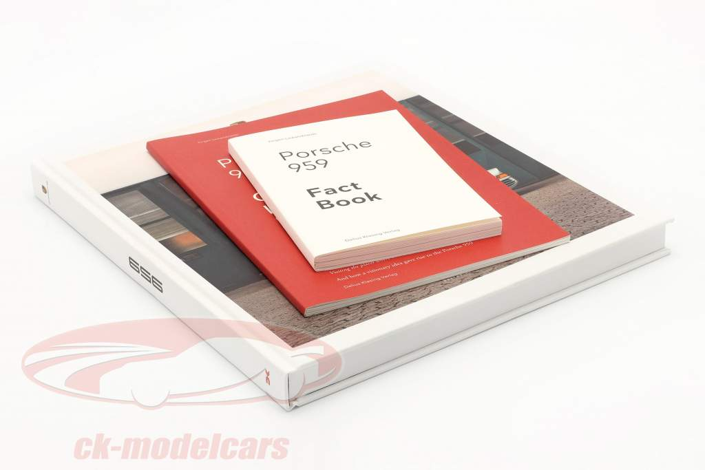 Libro: Porsche 959 desde Jürgen Lewandowski
