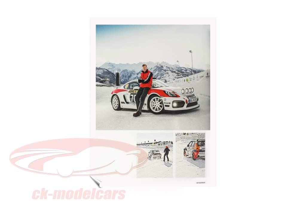 Buch: GP Ice Race von Ferdinand Porsche und Vinzenz Greger