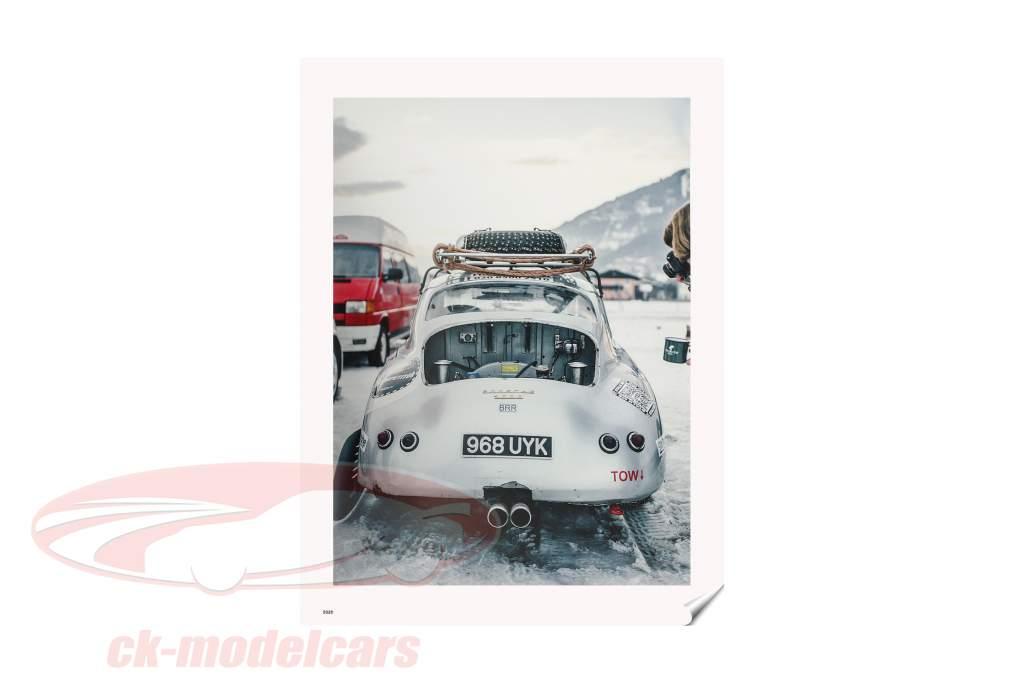 Livre: GP La glace Course de Ferdinand Porsche et Vinzenz Greger