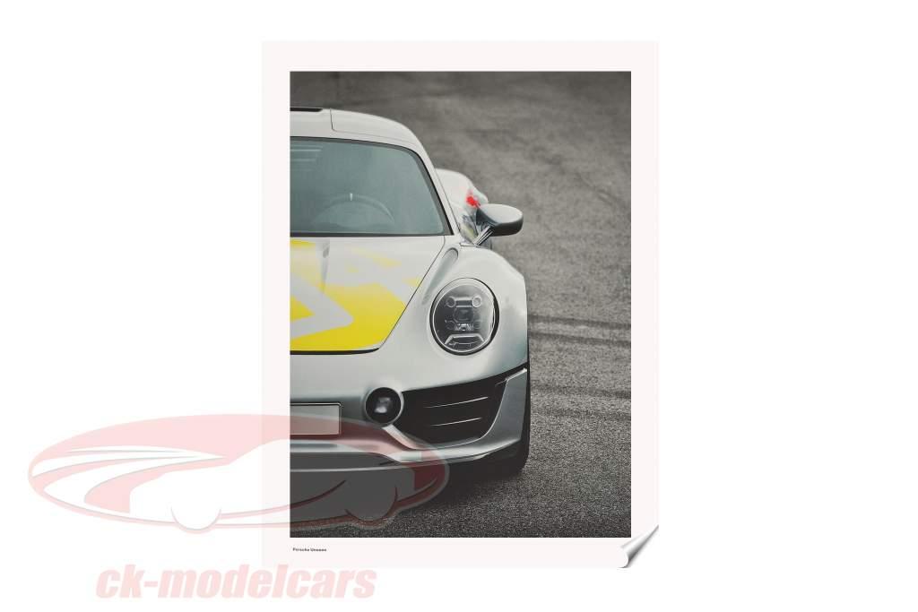 Libro: Porsche Invisible - diseño Estudios desde Stefan Bogner