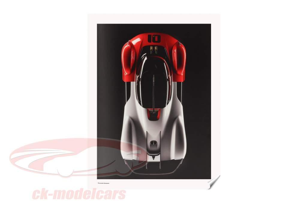 Livre: Porsche Invisible - conception Études de Stefan Bogner